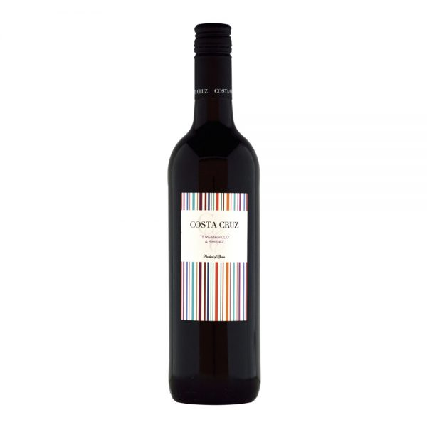 Costa Cruz Red Wine Tempranillo & Shiraz